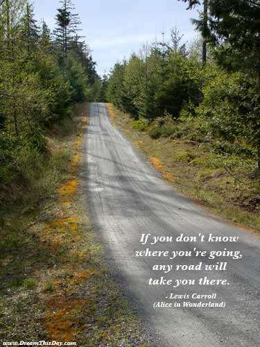 Daily Inspiration Daily Quotes Fork In The Road
