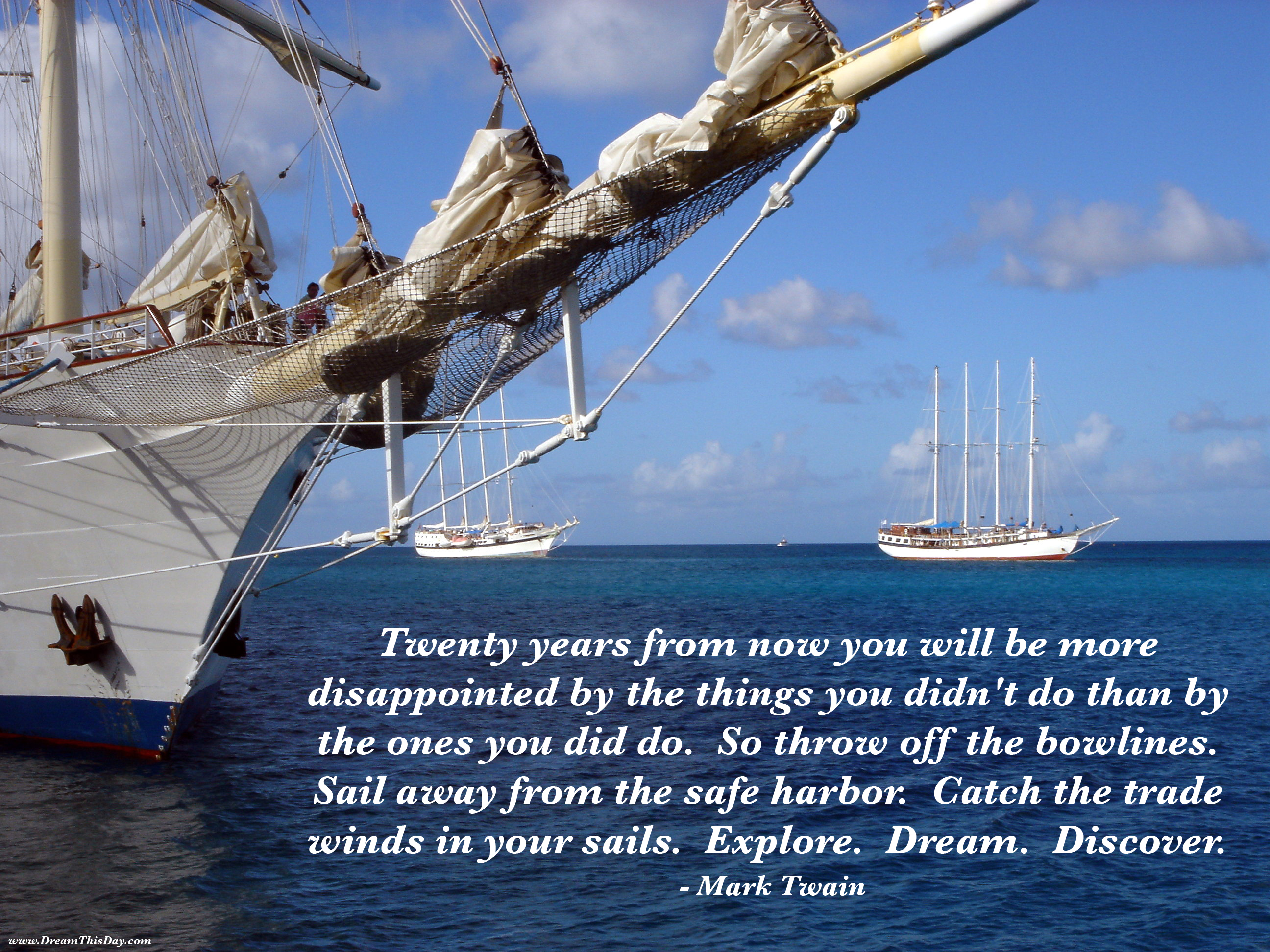 Image result for inspirational sailing quotes
